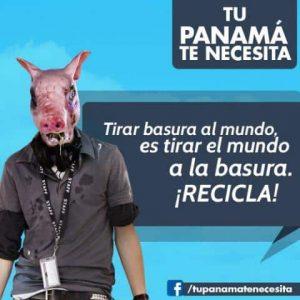 Tu Panama Te Necesita, pig campaign