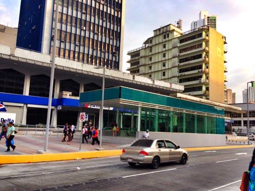 Metro Station Panama