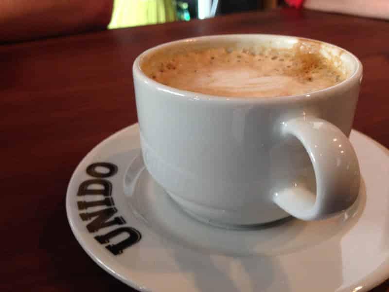 Unido Coffee Panama