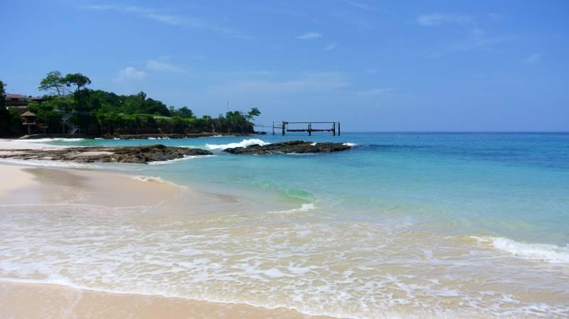 Playa Cacique Contadora Panama