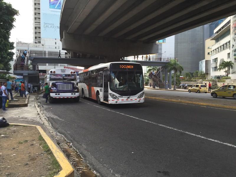 Tocumen Metro Bus