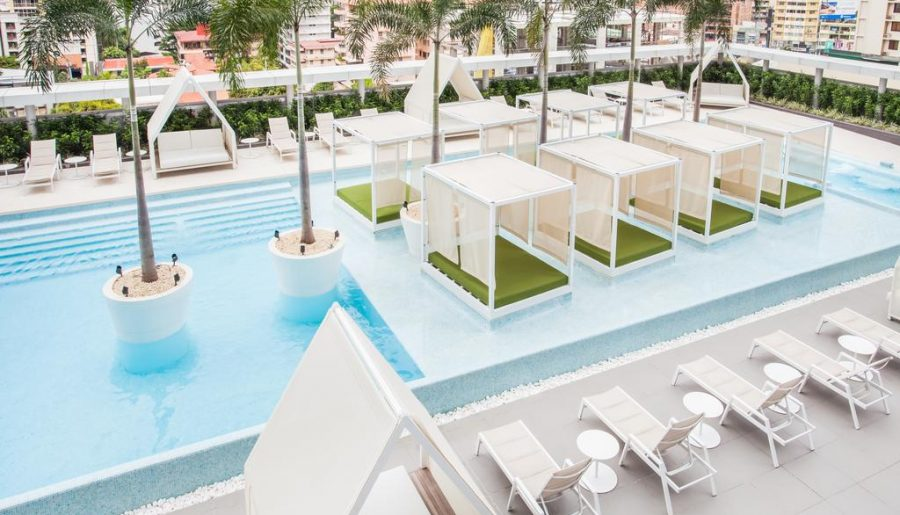 12 Most Stunning Hotel Pools In Panama City