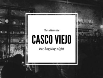 The Ultimate Casco Viejo Bar Hopping Night