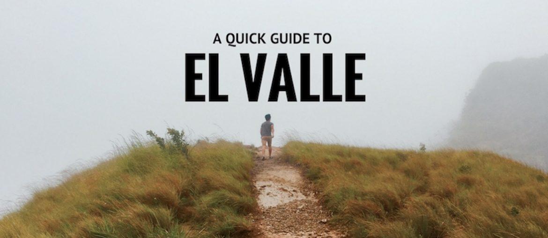 A Quick Guide To El Valle de Antón c4674ef61405