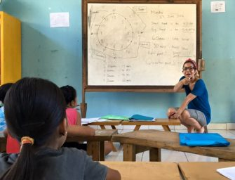 TeachPTY Launches Volunteer Program In Pedasi