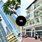 Staying In Modern Panama City vs. Historic Casco Viejo