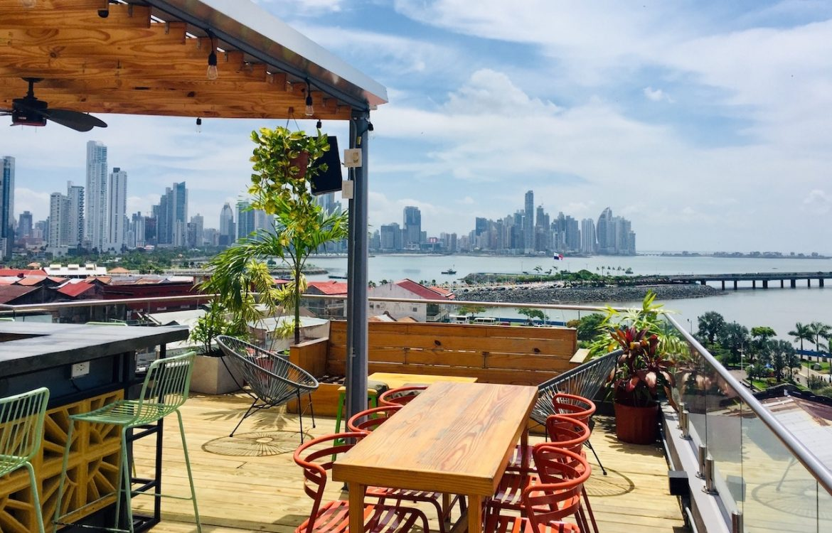 Best Rooftop Bars In Panama