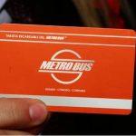 tarjeta metrobus, metrobus card pana