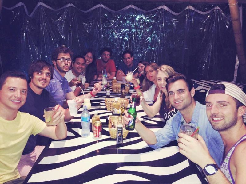 The Bocas Crew