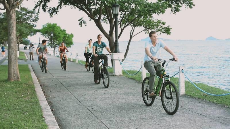 Casco Spanish Bike Ride