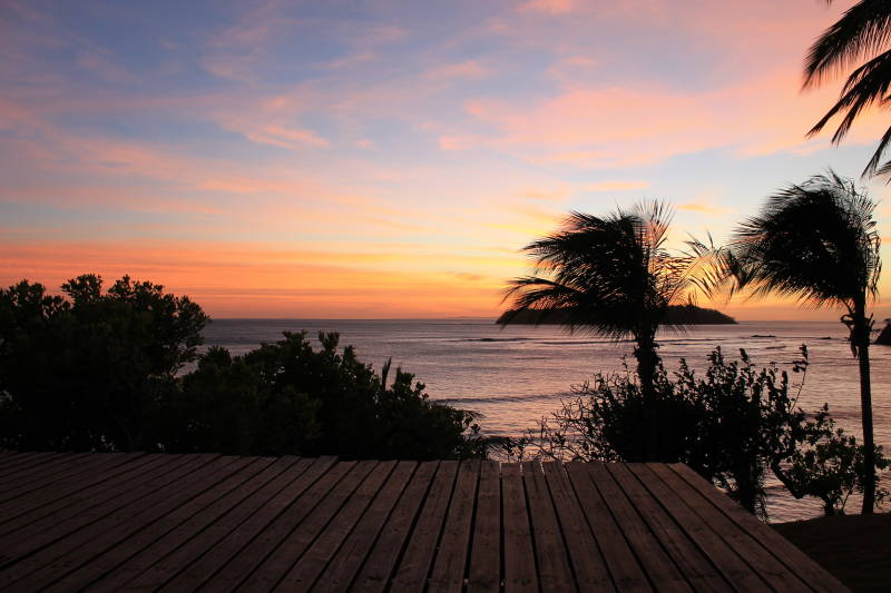 Santa Catalina Sunset